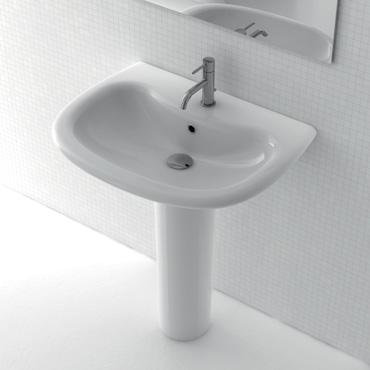 H20 Small 70x53,5 washbasin