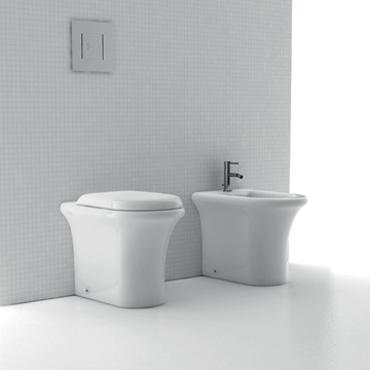 H20 Small 36x53,5 wc and bidet